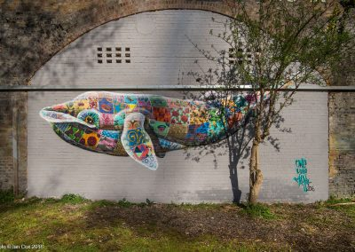 Blue Whale, London