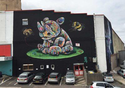Rhino, Bristol