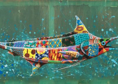 We're stuffed – Blue Marlin