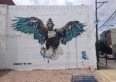 Eagle, Philadelphia