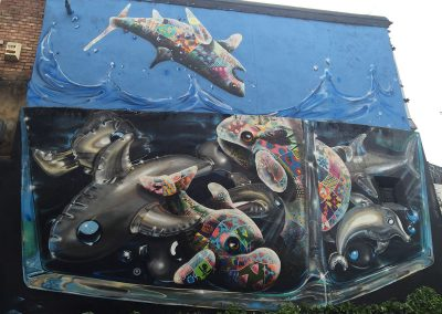 Ocean Fish, Shoreditch